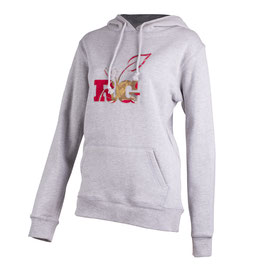 Realtree Girl RTG Hannah Hoodie accented with Realtree AP Red Camo Logo