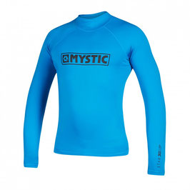 Star Rash Vest Longsleeve blue