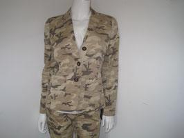 Blazer Camouflage von Ambiente Gr 40
