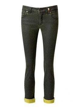 Jeans grün-schwarz von Sportalm