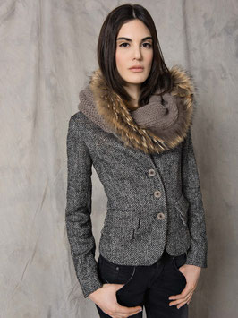 Wolltweed Blazer von Riani