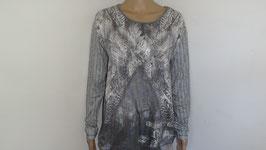Hellgraues Shirt von Sani BluGr. 46
