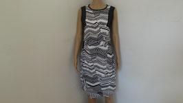 Kleid gemustert von SANI BLU