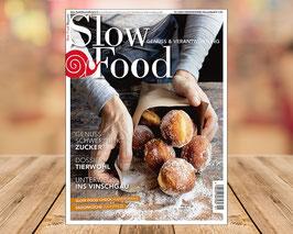 Slow Food 01 | 21    FEBRUAR/MÄRZ