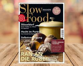 Slow Food 06 | 2020/21    DEZEMBER/JANUAR