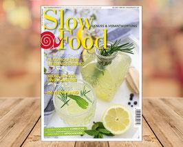 Slow Food 03|21    JUNI/JULI