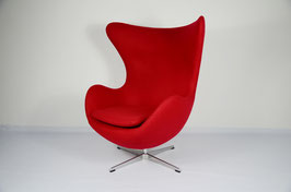 Riedizione Poltrona design Egg Chair