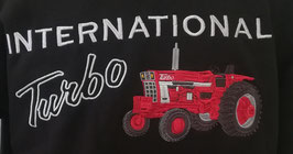 Tracteur Ih turbo
