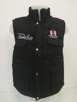 Bodywarmer brodé Turbo