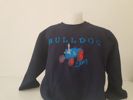 Sweat brodé Lanz bulldog