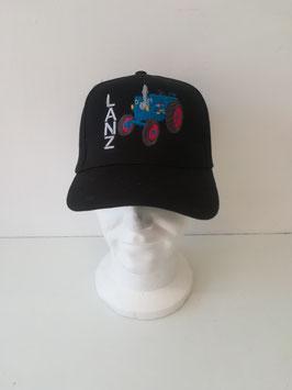 casquette brodée Lanz