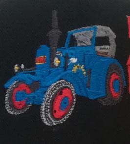 Tracteur lanz routier