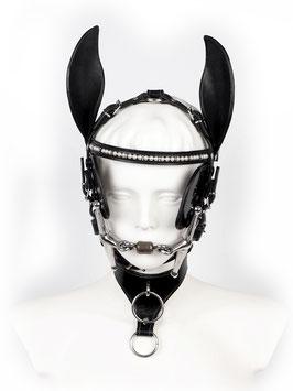 Anfertigung: Ponyzaumzeug mit Perlenstirnriemen