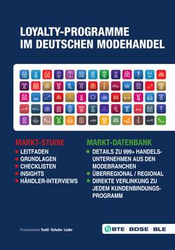 Loyalty-Programme im deutschen Modehandel (2019) - PRINT+PDF+EXCEL
