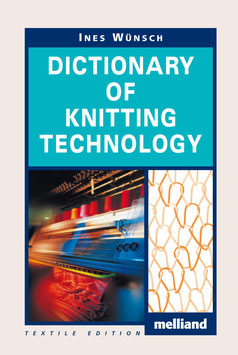 Dictionary of Knitting Technology (2009)