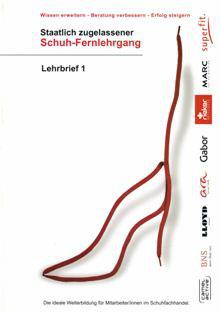 Fernlehrgang Schuhe: Wissen erweitern -  Beratung verbessern - Erfolg steigern