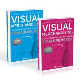 Gebrauchsanweisung Visual Merchandising Band 1 und 2