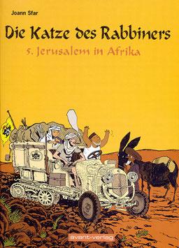Die Katze des Rabbiners Bd. 5