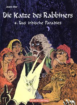 Die Katze des Rabbiners Bd. 4