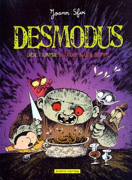 Desmodus der Vampir Bd. 4