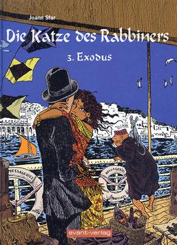 Die Katze des Rabbiners Bd. 3