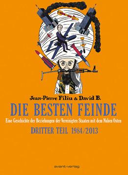 Die Besten Feinde - Dritter Teil 1984/2013
