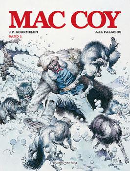 Mac Coy - Gesamtausgabe Band 2