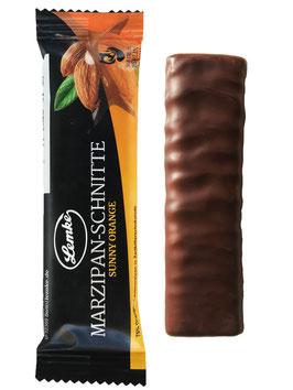 Marzipan-Schnitte Sunny Orange