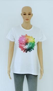 """T-Shirt Women """"Flower Power"""""""