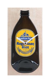 Bierflaschenuhr Augustiner bräu...!