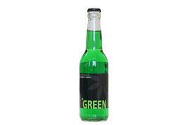 Die Waldmeisterlimonade Green zu 144 Stück in der 0.330ml Glasflasche...! VPE 12 Stück