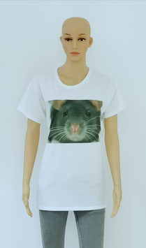 """T-Shirt Women from Tom & Jerry """"Jerry is watching Tom"""""""