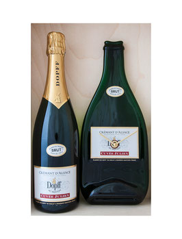 The creamant d'alsace wine times dopff cuvee julien brut exclusive sparkling wine ...!