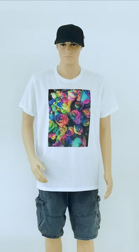 """T-Shirt Uni Sex """"Bed of Roses"""""""