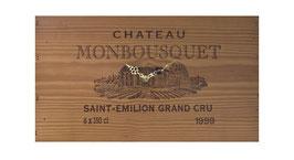 Holzkiste chateau monbousquet saint emilion grand cru 1999