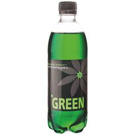 Die Waldmeisterlimonade Green zu 144 Stück in der beliebten 0.500ml Pet Flasche...! VPE 12 Stück