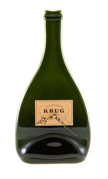 Wein(zeit)en unikat krug grande cuvee champagner