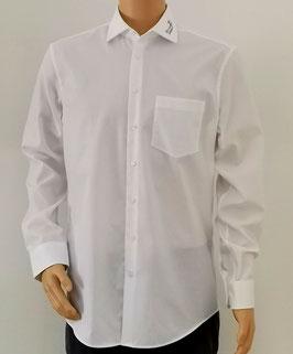 Seidensticker Hemden mit Stick Applikationen am Kragen oder nach Ihren Wünschen am Hemd.Im Bild Filzmooser Saitenkreis...!
