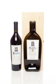 wine bottle watch winery allee bleue L´amour Toujours exclusive wine ...!