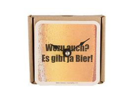Trade Mark produkt bierdeckeluhr der creativetime austria...!