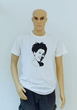 "T-Shirt CMG ""My Mother Dagmar"" Black&White Uni Sex"