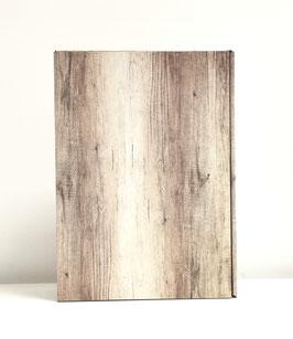 """Ihre Geschenkverpackung in """"Holzoptik"""" für Ihre Design Schürze"""
