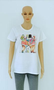 "T-Shirt Women ""Full Beauty"""