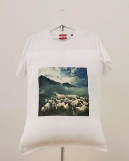 """T-Shirt Pillow tm """"Good sleep"""" 60x50cm"""