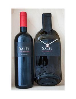 wine bottle watch winery salzl pannoterra exclusive wine ...!