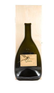 wine bottle watch winery cantina terlan sauvignon quarz  ...!
