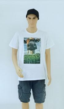 """T-Shirt Uni Sex """"The Cow"""""""