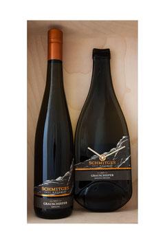 wine bottle watch weingut schmitges riesling gray slate 2017 exclusive wine ...!