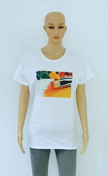 """T-Shirt Women """"The artist"""""""