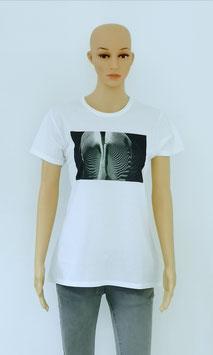 """T-Shirt Women """"Zebra from behind"""""""